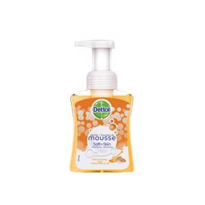 Dettol Mousse Melk en Honing Handzeep 8710552308425