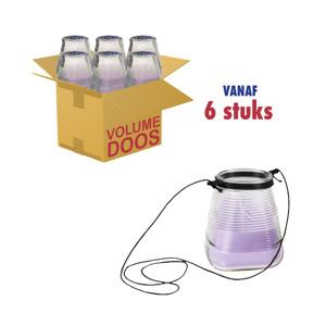 Spaas Tuinkaars Glas met hanger Citronella & Lavendel 5411708147730