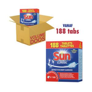 Sun  Classic Professional Vaatwastabletten 7615400778263