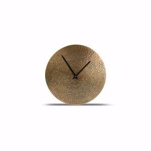 S P Collection Wandklok 38cm goud coral Zone 5410595729067
