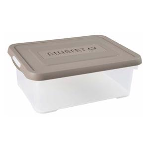 Curver Handy2 box 12L - 40 x 29 x 14 cm - Taupe 5412006788687