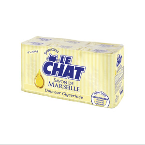 Le Chat Stukzeep Marseille Zachte Glycerine 3178040665989