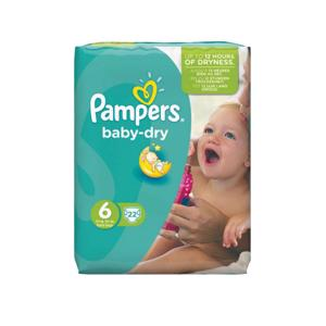 Pampers Baby Dry 6 4015400696278