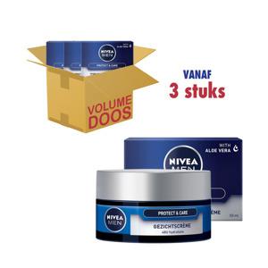 Nivea Men Gezichtscrème Protect & Care 48u Hydratatie 4005808223701