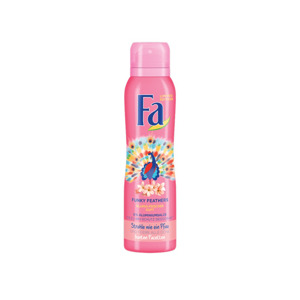 Fa Deodorant Funky Feathers Flowering Spring 5410091754457