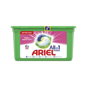 Ariel 3 in 1 Pods Fresh Sensations 8001841279114