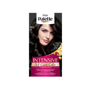 Schwarzkopf Poly Palette Intensive Cream Color Permanent 900 Zwart 5410091719999