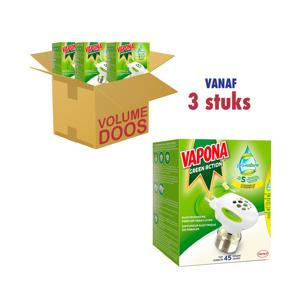 Vapona Green Action Anti-muggen Citronella 45 dagen 5410091748166