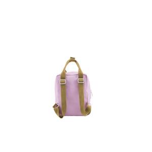 Sticky Lemon Rugzak Small Envelope Deluxe Gustave Lilac+Congierge Orange+Madame Olive 5252112027023