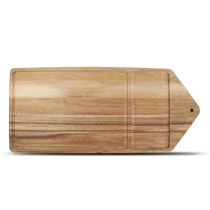Wood & Food Serveerplank 56x24cm acacia Essential 5410595698479