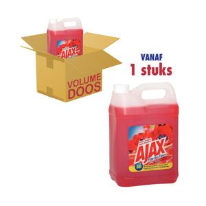 Ajax Allesreiniger Rode Bloemen 5 Liter 8714789706900