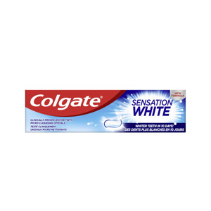 Colgate Sensation White Tandpasta 4011200289900