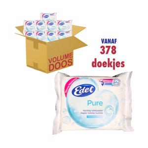 Edet Vochtig Toiletpapier Pure 7322540855609