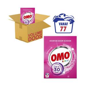 Omo Waspoeder Color 77 Wasbeurten 8714100195963