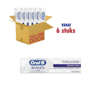 Oral-B Tandpasta 3D White Luxe 4084500740303