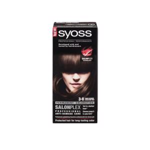 Syoss Donker Goudbruin Professional Performance 3-8  5410091735494