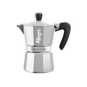 Aeternum Allegro Espresso Maker Silver 6 Tassen 8006363007108