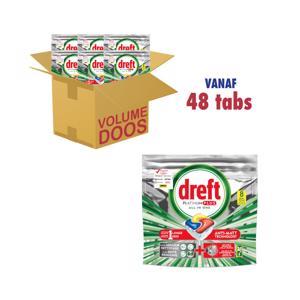 Dreft Platinum Plus All In One Citroen Vaatwastabletten 8001841002248
