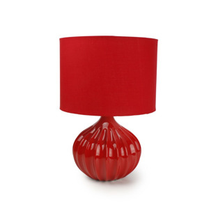 Salt & Pepper Schemerlamp 49cm rood Studio Mood 9319882391658
