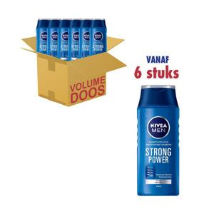 Nivea Men Shampoo Strong Power 4005808255788