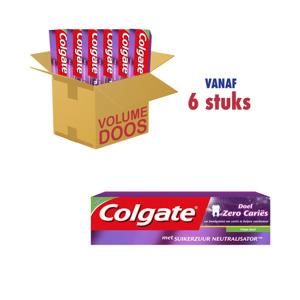 Colgate Tandpasta Whitening Zero Cariës 8714789978420