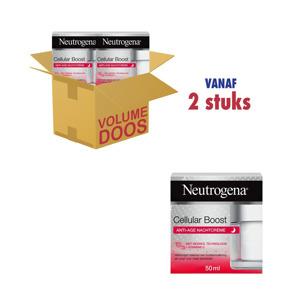 Neutrogena Cellular Boost Anti Age Nachtcreme 50ml 3574661476223