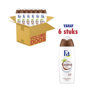 Fa Douche Coconut Milk 5410091731854