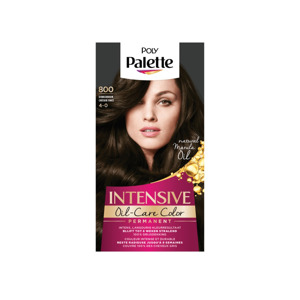 Schwarzkopf Poly Palette Intensive Cream Color Permanent 800 Donkerbruin 5410091719944
