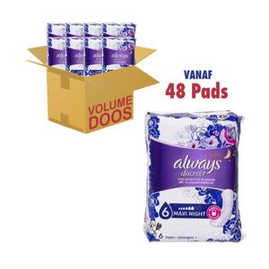 Always Discreet voor Urineverlies Maxi Night 8001090715074