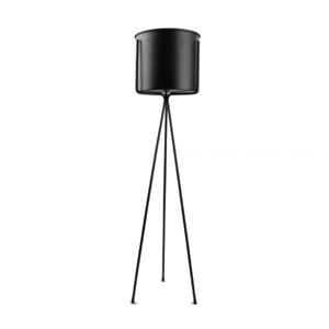 Salt & Pepper Sierpot op staander zwart Zelin - set/2 5410595721931
