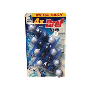 Bref WC Blue Active Blauw Water XXL Pack 5410091748890