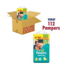Pampers Baby Dry 3 4015400833420