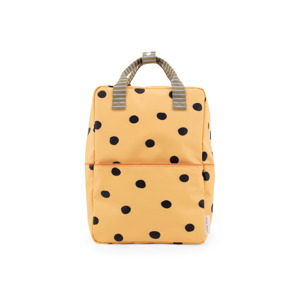 Sticky Lemon Rugzak Large Freckles Special Edition Retro Yellow 7448149476417