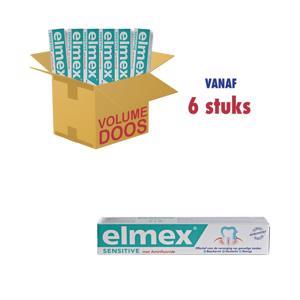 Elmex Tandpasta Sensitive voor gevoelige tanden 8714789840291