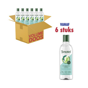 Timotei Shampoo Detox Fresh Cucumber 300ml 8710522644003