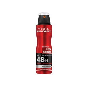 L'Oreal Men Expert Deodorant Stop Stress 48H 3600523581788