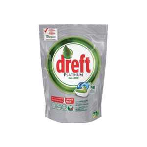 Dreft Platinum All in One Original Afwastabs 8001090034946