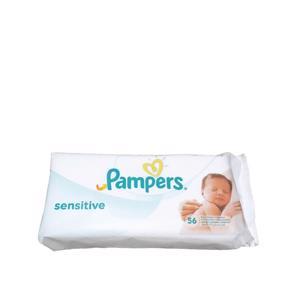 Pampers Sensitive Babydoekjes 4015400622222