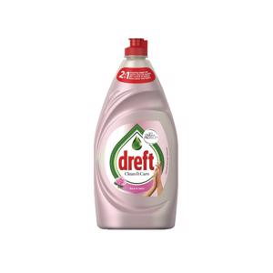 Dreft Afwasmiddel Clean & Care Rose & Satin 4084500926332