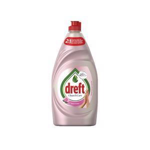 Dreft Afwasmiddel Clean & Care Rose & Satin 4084500926332