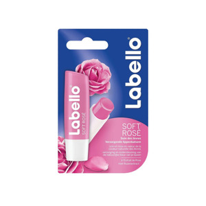 Labello Lippenbalsem Soft Rose 4005900542021
