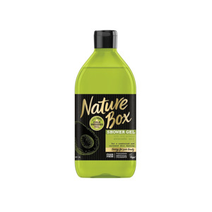 Nature Box Shower Gel met 100% Avocado Oil 5410091744571