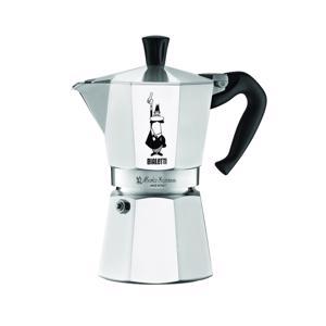 Bialetti Moka Express Espresso Maker 6 Tassen 8006363011631