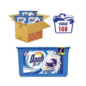 Dash  3 in 1 Pods Ochtendfris Met Lenor 04084500681163