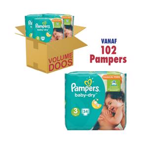 Pampers Baby Dry 3 04015400833307