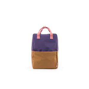 Sticky Lemon Rugzak Large Colourblocking Panache Gold+Lobby Purple+Puff Pink 5252112026903