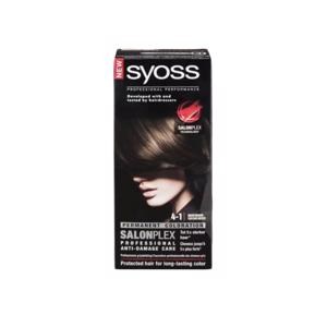 Syoss Middenbruin Professional Performance 4-1  5410091735470