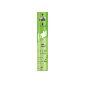 Junior Haarspray Lift-up Volume 5410091748081