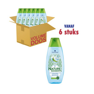 Schwarzkopf Nature Moments Indonesian Coconut Water & Lotus Flower Shampoo 5410091739829