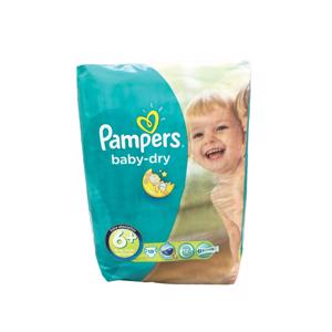 Pampers Baby Dry 6+ 4015400635383